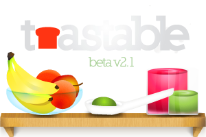 Toastable | healthy food and molecular gastronomy
