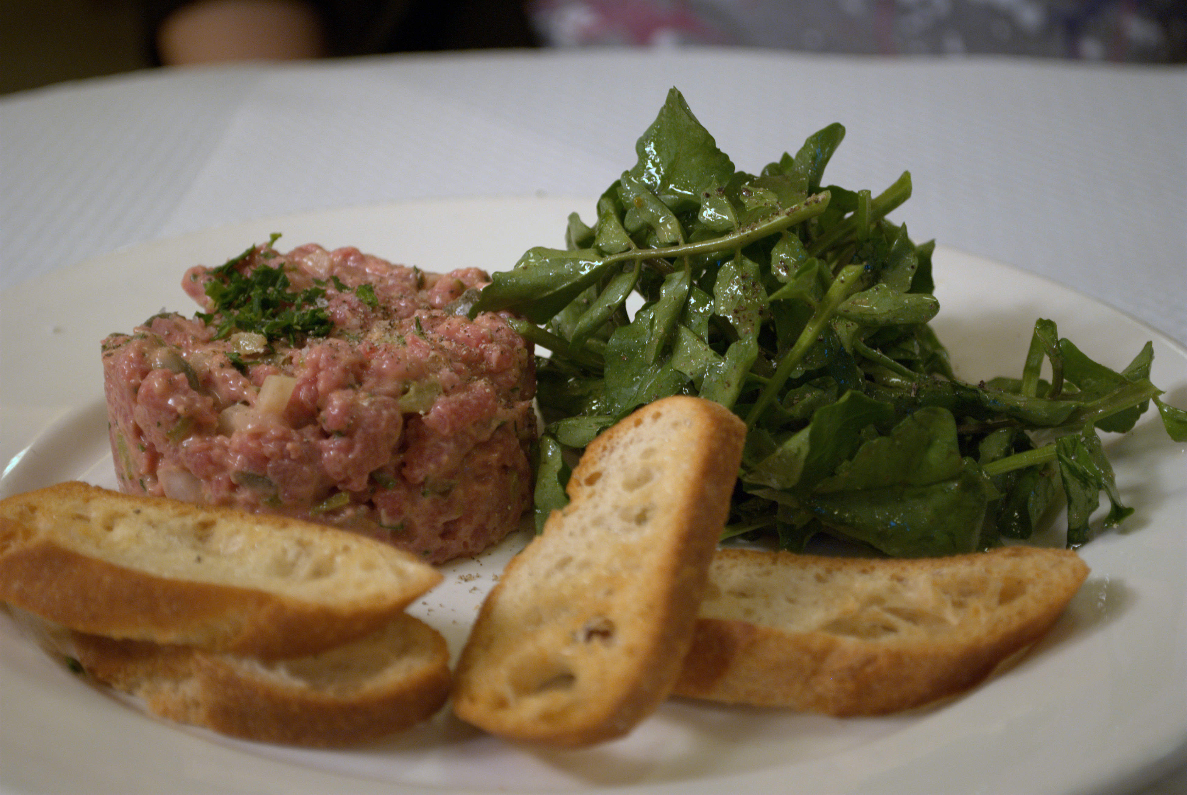 Balthazar Steak Tartare