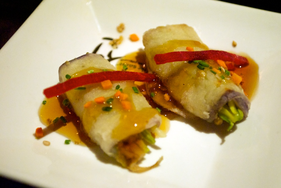 Grilled eggplant rolls at Hangawi.jpg