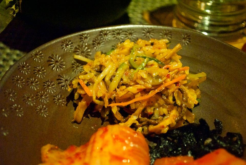 Kimchi bibimbap at Hangawi.jpg