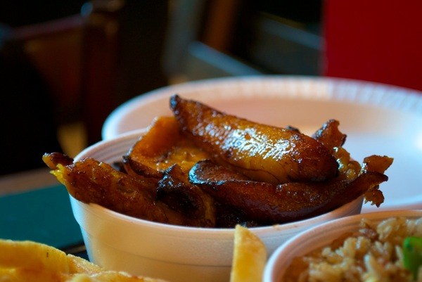 Fried plantains at Sardi's.jpg