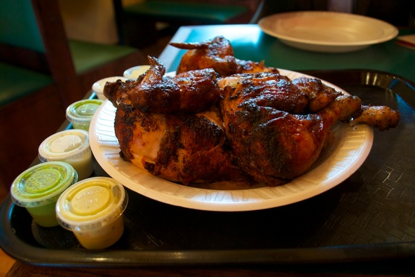 Half chicken at Sardi's.jpg