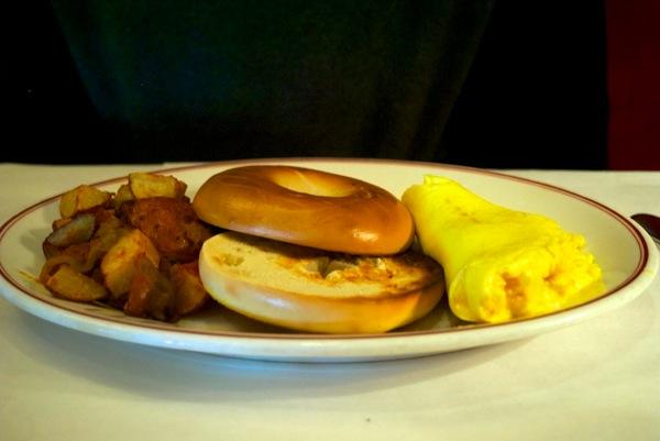 Breakfast platter at Eastern Standard Kitchen