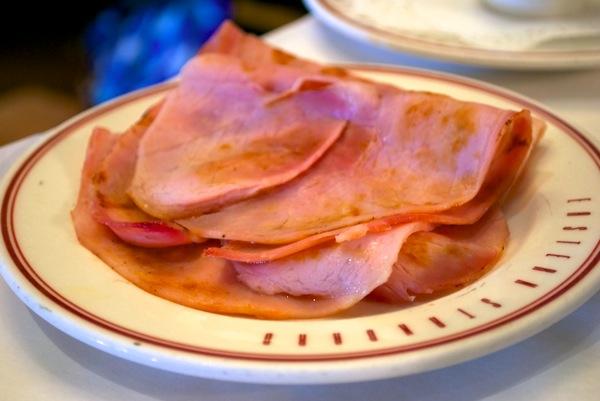 Grilled ham at Eastern Standard Kitchen