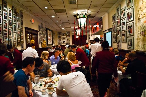 Atmosphere of Peking Gourmet Inn