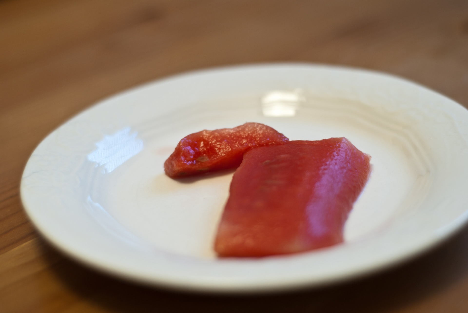 Watermelon tuna