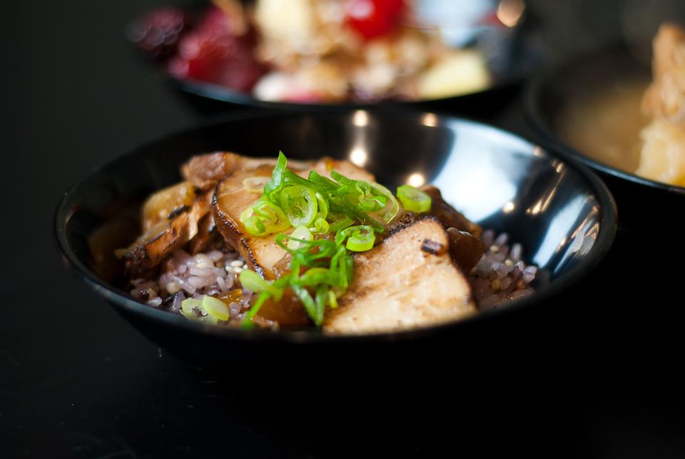 Cantonese Pork Belly at Nom